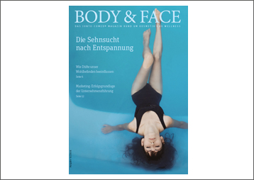 Body&Face Kundenmagazin