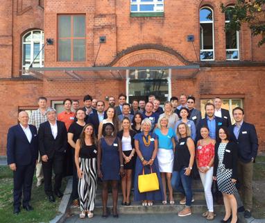 IONTO Exportpartner Treffen 2016
