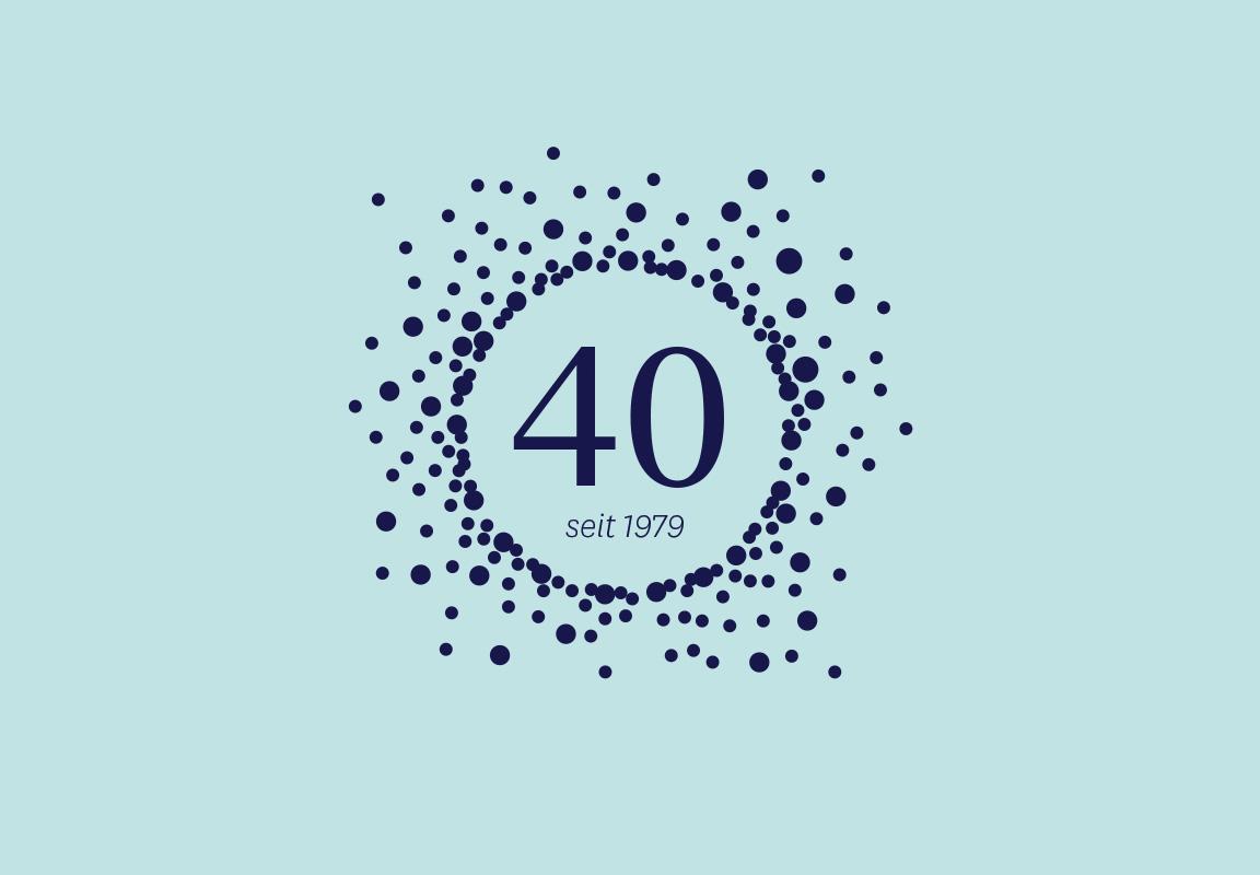 IONTO-COMED 40 Jahre Jubiläum