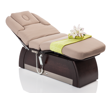 Bequeme Wellnessliege IONTO-RELAX Soundmotion von IONTO-COMED