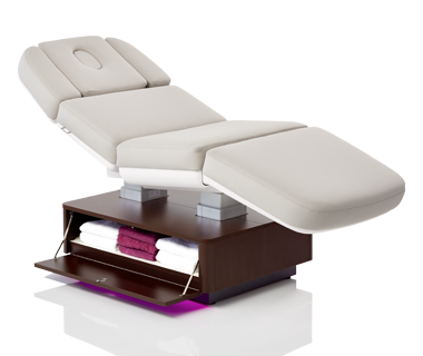 Individuelle Wellnessliege IONTO-SPA Sensity von IONTO-COMED
