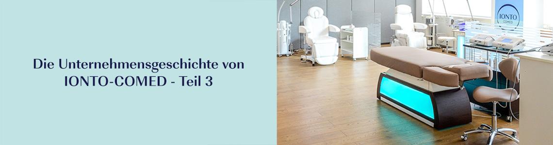 Ausstellungsraum Berlin IONTO-COMED
