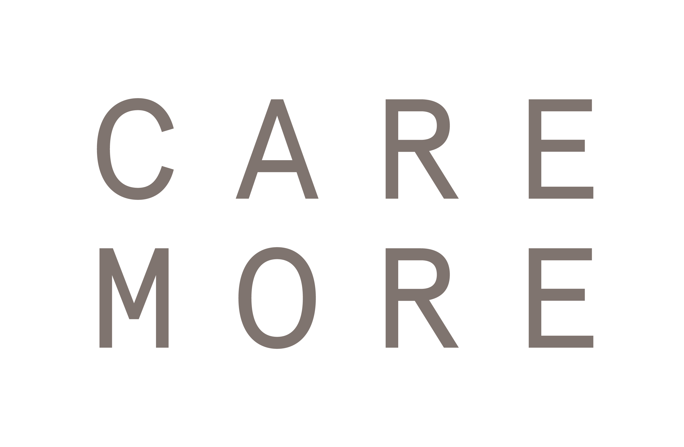 Logopakete der Marke CARE MORE