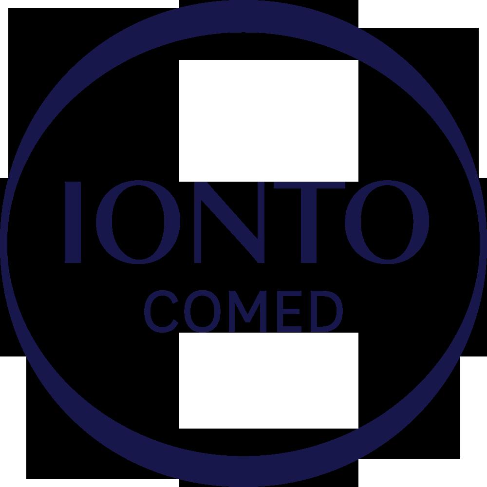Logopakete der Marke IONTO-COMED